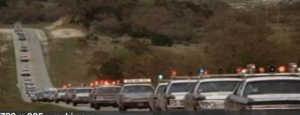 cop car promenade sugarland