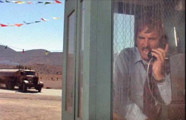 phone cops duel