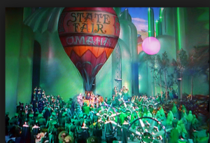 AT wizard's balloon