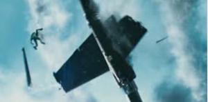 BOS spinning plane